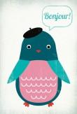Penguin_Bonjour